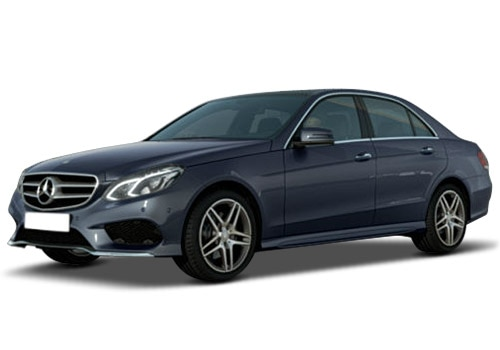 Mercedes-Benz E-Class Covelline blue Color