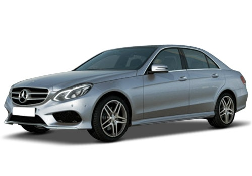 Mercedes-Benz E-Class Diamond Silver Metallic Color