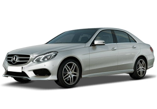 Mercedes-Benz E-Class Iridium Silver Metallic Color