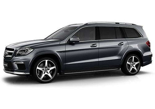 Mercedes-Benz GL-Class Tenorite Grey Color