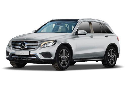 Mercedes-Benz GLC Iridium Silver Color