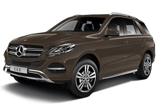 Mercedes-Benz GLE Citrine Brown Color