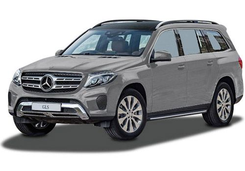 Mercedes-Benz GLS Iridium Silver Color