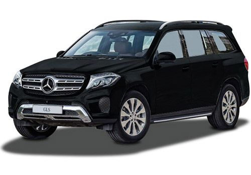 Mercedes-Benz GLS Obsidian Black Color