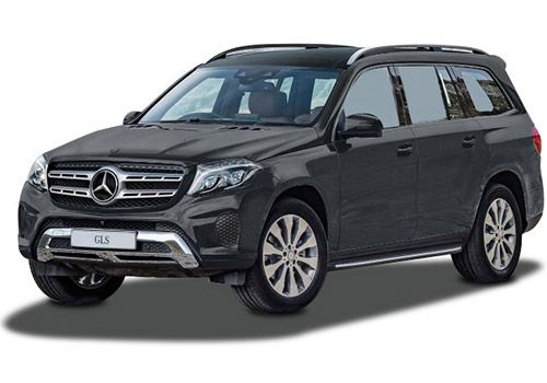 Mercedes-Benz GLS Tenorite Grey Color