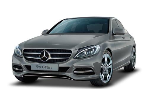 Mercedes-Benz C-Class Palladium Silver Color