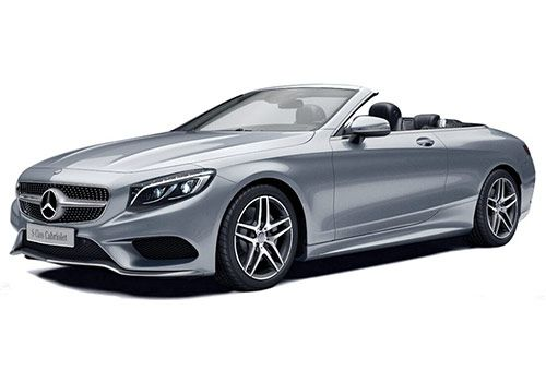 Mercedes-Benz S-Class CabrioletDiamond Silver Metallic Color