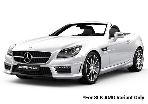 Mercedes Benz Slk Class Colors 24 Mercedes Benz Slk Class