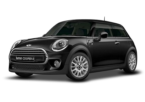 Mini 3 DOOR Midnight Black Metallic Color