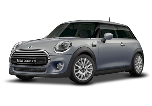Mini 3 DOOR Moonwalk Grey Color