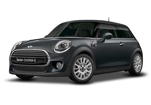 Mini 3 DOOR Thunder Grey Metallic Color
