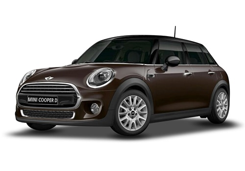 Mini 5 DOOR Iced Chocolate Metallic Color