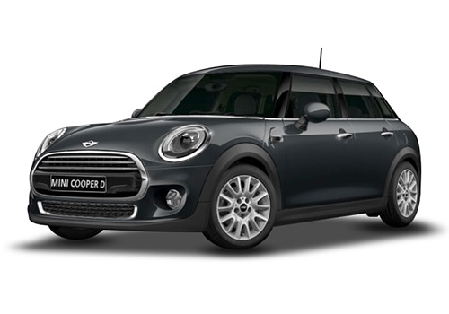 Mini 5 DOOR Thunder Grey Metallic Color