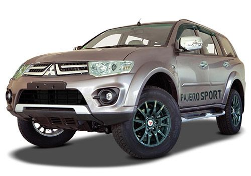 Mitsubishi Pajero Sport Clove Brown Color