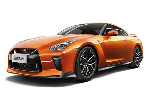 Nissan GT-RKatsura Orange Color