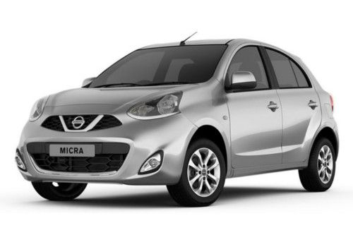 Nissan Micra Blade Silver Color