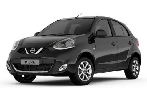 Nissan Micra Onyx Black Color