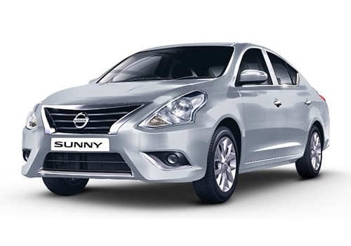 Nissan SunnyBlade Silver Color