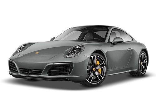 Porsche 911 GT Silver Metallic Color