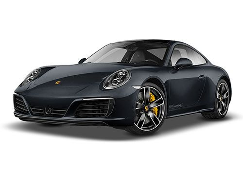 Porsche 911 Blue Graphite Metallic Color