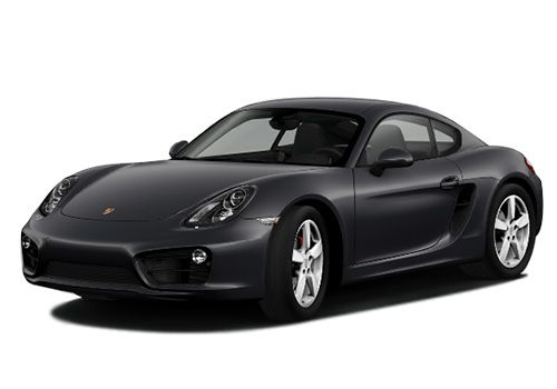 Porsche Cayman Agate Grey Metalic Color
