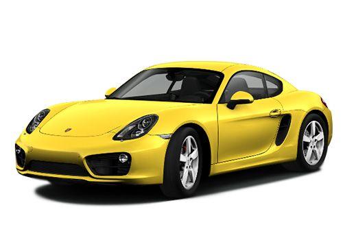 Porsche Cayman Racing Yellow Color