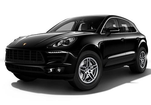 Porsche Macan Black Color