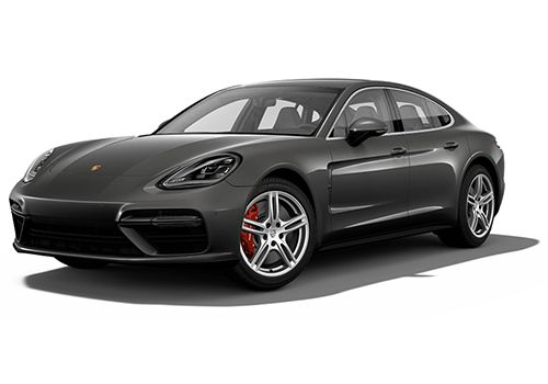 Porsche Panamera Agate Grey Metalic Color