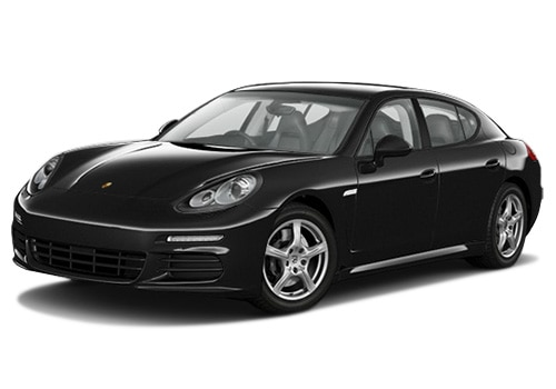 Porsche PanameraBlack Color