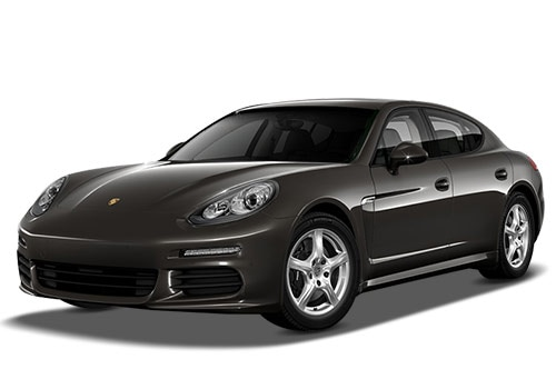 Porsche Panamera Carbon Grey Metallic Color