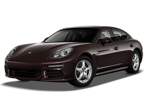 Porsche Panamera Mahogany Metallic Color
