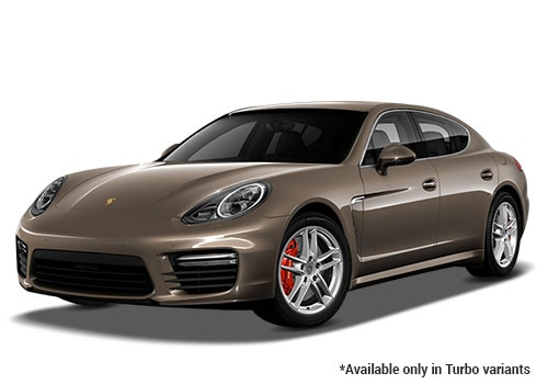 Porsche Panamera Chester Brown Metallic Turbo Variant  Color