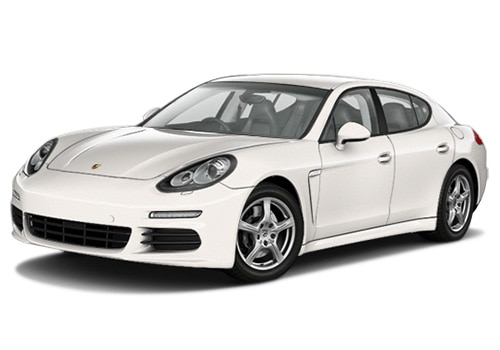 Porsche Panamera White Color