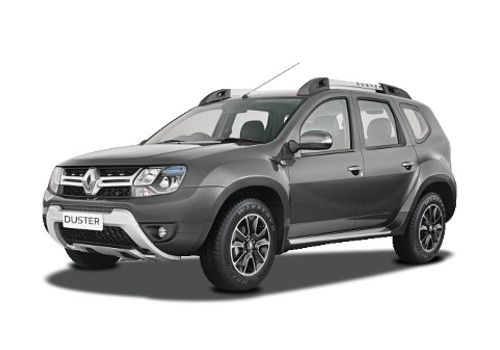 Renault Duster Comet Grey Color