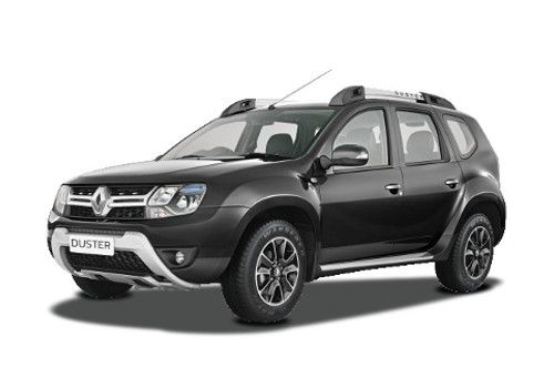 Renault Duster Galaxy Black Color