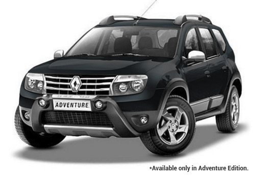 renault duster 2012 2015 adventure edition price review. Black Bedroom Furniture Sets. Home Design Ideas