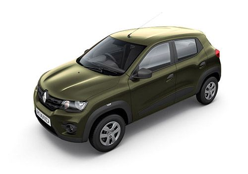 Renault KWID OUTBACK BRONZE Color