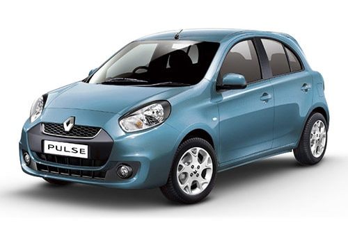 Renault Pulse Metallic  Grey Color
