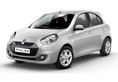Renault Pulse Pearl White Color
