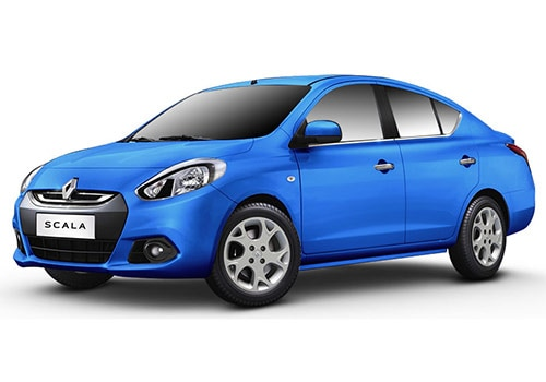 Renault Scala Metallic  Blue Color