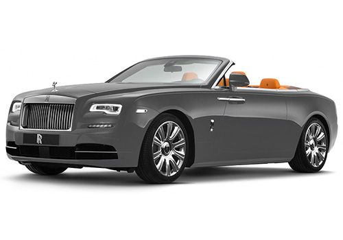 Rolls-Royce Dawn ANTHRACITE Color