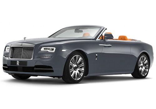 Rolls-Royce Dawn Darkest Tungsten Color