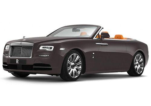 Rolls-Royce Dawn Smokey Quartz Color