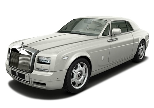 Rolls-Royce Phantom Carrara White Color