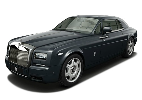 Rolls-Royce Phantom Darkest Tungsten Color