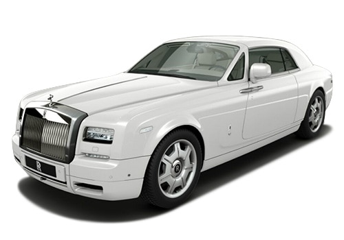 Rolls-Royce Phantom English White Color