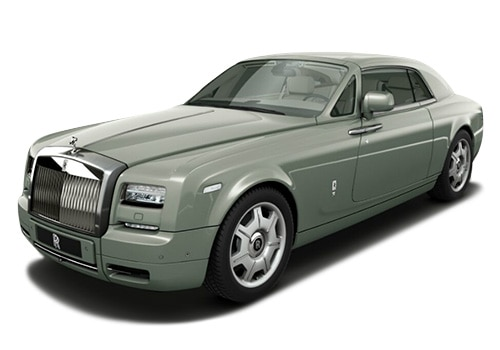 Rolls-Royce Phantom Iridium Silver Color