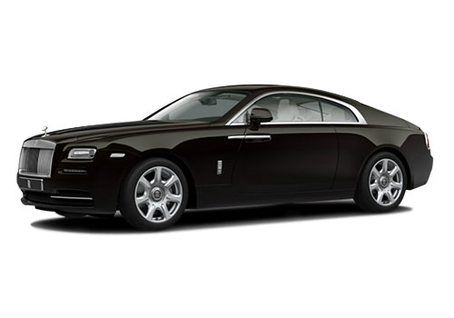 Rolls-Royce Wraith AUTUMN MYSTERY BLACK Color