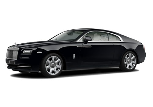 Rolls-Royce Wraith Black Color