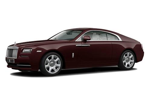 Rolls-Royce Wraith CLARET Color
